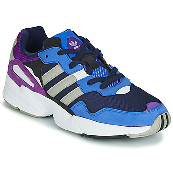 Skor Herr Sneakers adidas Originals YUNG 96 Blå