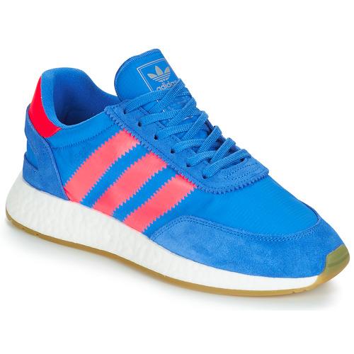 Skor Herr Sneakers adidas Originals I-5923 Blå / Röd