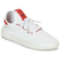 Skor Sneakers adidas Originals PW TENNIS HU Vit / Röd