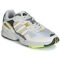 Skor Herr Sneakers adidas Originals YUNG 96 Beige