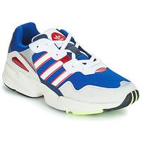 Skor Herr Sneakers adidas Originals YUNG 96 Vit / Violett