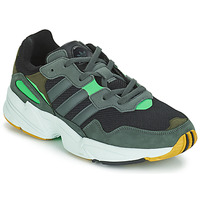 Skor Herr Sneakers adidas Originals YUNG 96 Grå / Grön