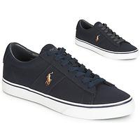 Skor Herr Sneakers Polo Ralph Lauren SAYER Marin