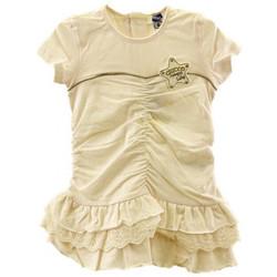 textil Flickor Korta klänningar Chicco