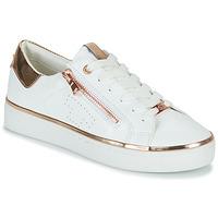 Skor Dam Sneakers Tom Tailor 6992603-WHITE Vit