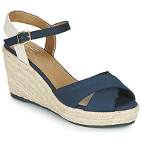 Skor Dam Sandaler Tom Tailor 6990101-NAVY Marin