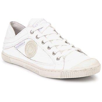 Skor Dam Sneakers Pataugas BOND Vit