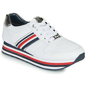 Skor Dam Sneakers Tom Tailor 6995501-WHITE Vit