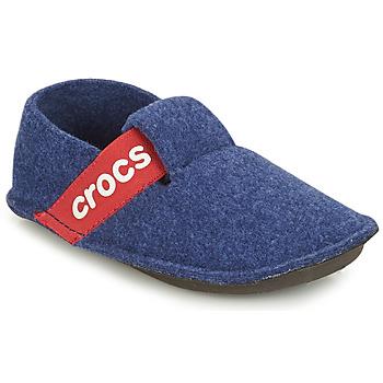 Skor Barn Tofflor Crocs CLASSIC SLIPPER K Blå