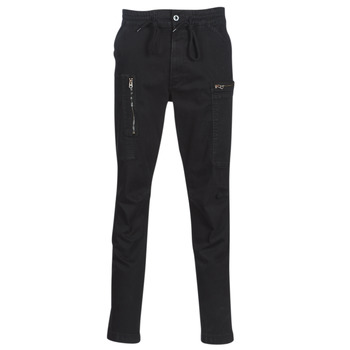 textil Herr 5-ficksbyxor G-Star Raw POWEL SLIM TRAINER Marin