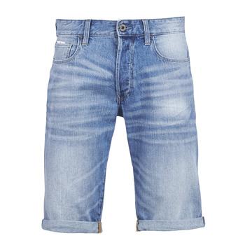 textil Herr Shorts / Bermudas G-Star Raw 3302 12 Blå / Ljus