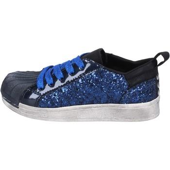 Skor Flickor Sneakers Holalà Sneakers BT330 Blå