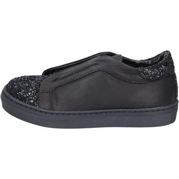 Skor Flickor Slip-on-skor Holalà Sneakers BT357 Svart