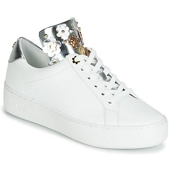 Skor Dam Sneakers MICHAEL Michael Kors MINDY Vit