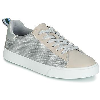 Skor Dam Sneakers Esprit Cherry Glimmer LU Beige