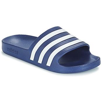 Skor Flipflops adidas Originals ADILETTE AQUA Blå