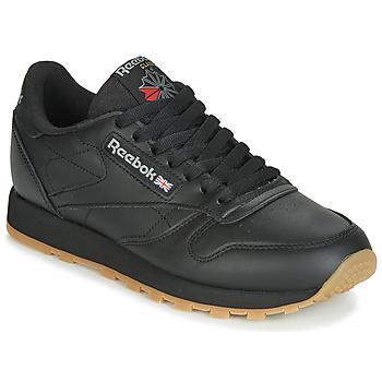 Skor Sneakers Reebok Classic CL LTHR Svart