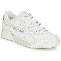 Skor Dam Sneakers Reebok Classic WORKOUT LO PLUS Vit