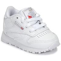 Skor Barn Sneakers Reebok Classic CLASSIC LEATHER Vit