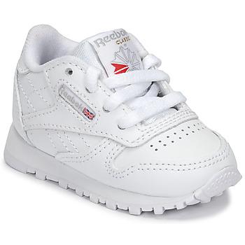 new york 49bb9 a514c Skor Barn Sneakers Reebok Classic CLASSIC LEATHER Vit