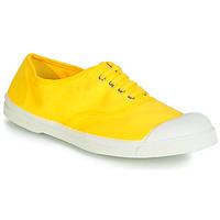 Skor Dam Sneakers Bensimon TENNIS LACETS Citrongul