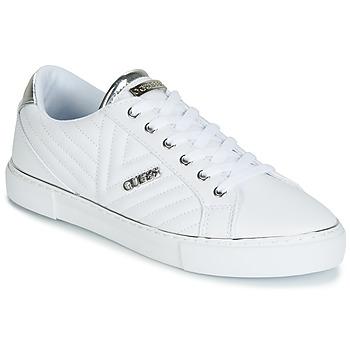 Skor Dam Sneakers Guess GROOVIE Vit
