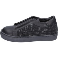 Skor Flickor Slip-on-skor Holalà Sneakers BT374 Svart