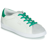 Skor Dam Sneakers LPB Shoes ABIGAELE Vit