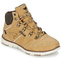 Skor Pojk Boots Kangaroos BLUERUN 2098 Beige