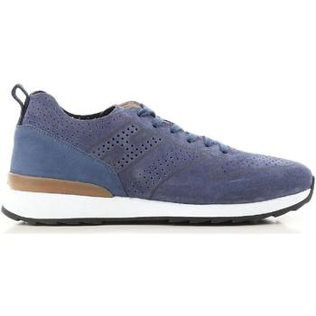 Skor Herr Sneakers Hogan HXM2610K200IHHU803 blu