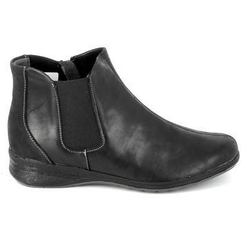 Skor Dam Stövlar Boissy Boots 7514 Noir Svart
