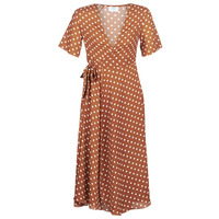 textil Dam Långklänningar Betty London KEYLA Brun