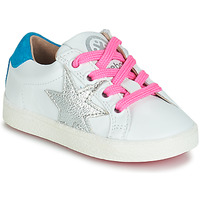 Skor Flickor Sneakers Acebo's STARWAY Vit