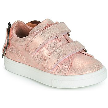 Skor Flickor Sneakers Acebo's BAMBU Rosa