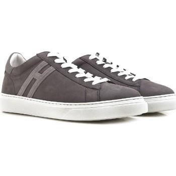 Skor Herr Sneakers Hogan HXM3650J960I7PB414 grigio