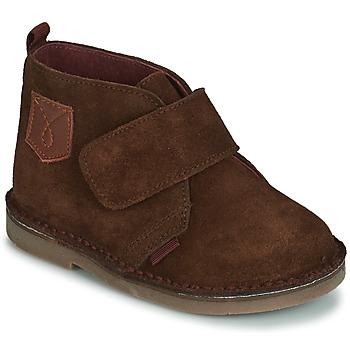 Skor Pojkar Boots André SCRATCH Brun