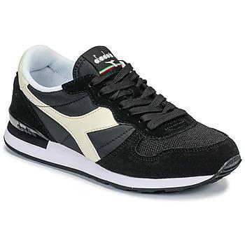 Skor Sneakers Diadora CAMARO Svart / Vit