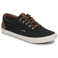Skor Herr Sneakers Jack & Jones VISION CLASSIC MIXED Svart