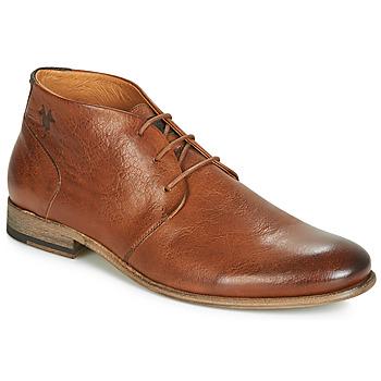 Skor Herr Boots Kost SARRE 1 Cognac
