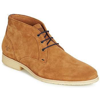 Skor Herr Boots Kost CALYPSO 59 Cognac