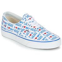 Skor Dam Sneakers Vans ERA Vit / Blå