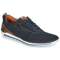 Skor Herr Sneakers Bugatti TIPPO Blå