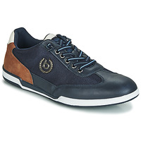 Skor Herr Sneakers Bugatti TIPPA Blå