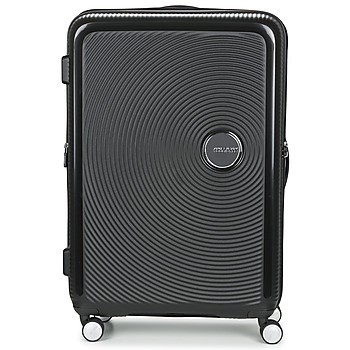 Väskor Hårda resväskor American Tourister SOUNDBOX 77CM 4R Svart