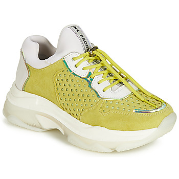 Skor Dam Sneakers Bronx BAISLEY Gul