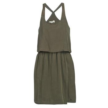 textil Dam Korta klänningar Kaporal FIXE Kaki