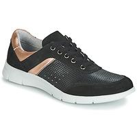 Skor Dam Sneakers Yurban JEBELLE Svart