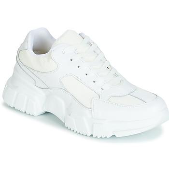 Skor Dam Sneakers Yurban JILIBELLE Vit