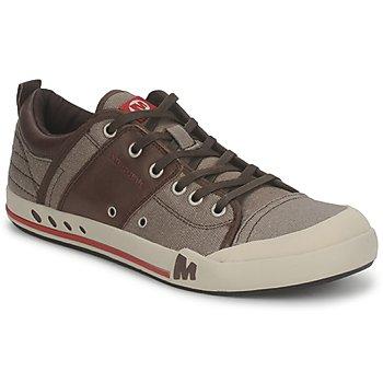 Skor Herr Sneakers Merrell RANT Brun