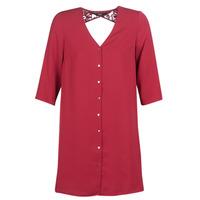 textil Dam Korta klänningar Vero Moda VMRICKY Bordeaux